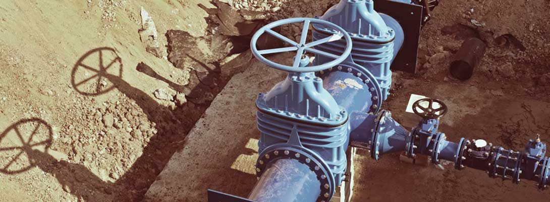 water valves